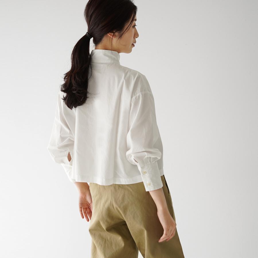 セット SETTO OKKAKE SHIRT オッカケシャツ スタンドカラー クラシック シャツ ・STL-SH006 送料無料|crouka|03