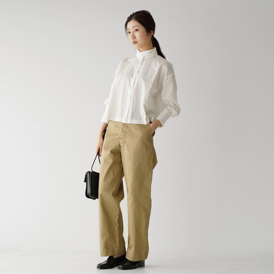 セット SETTO OKKAKE SHIRT オッカケシャツ スタンドカラー クラシック シャツ ・STL-SH006 送料無料|crouka|05