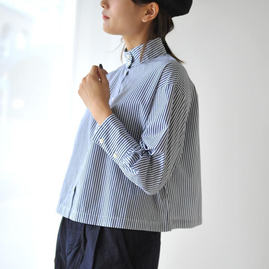 セット SETTO OKKAKE SHIRT オッカケシャツ スタンドカラー クラシック シャツ ・STL-SH006 送料無料|crouka|07