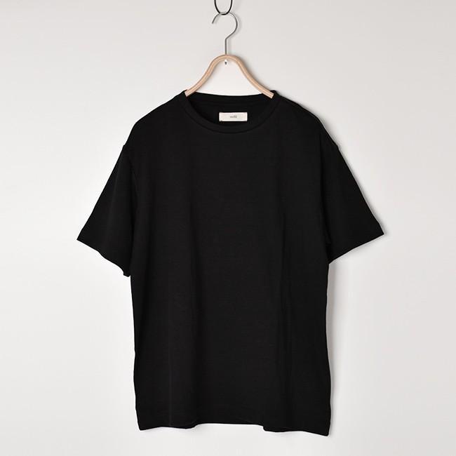 アンフィル unfil フレンチリネン コードレーン ジャージー オーバーサイズ Tシャツ ONSM-UW101 送料無料|crouka|06