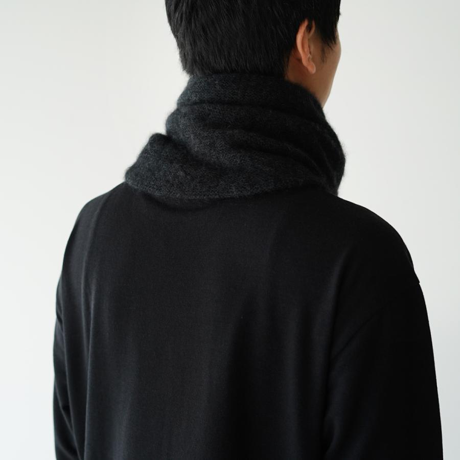 クーポン10%OFF アンフィル unfil カシミヤ ネックウォーマー cashmere neck warmer レディース メンズ 2021秋冬 WOFL-UU010 crouka 09