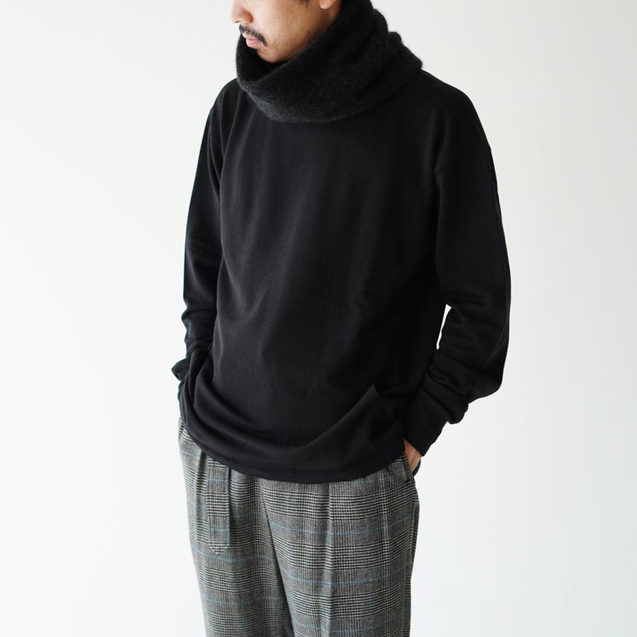 クーポン10%OFF アンフィル unfil カシミヤ ネックウォーマー cashmere neck warmer レディース メンズ 2021秋冬 WOFL-UU010 crouka 10