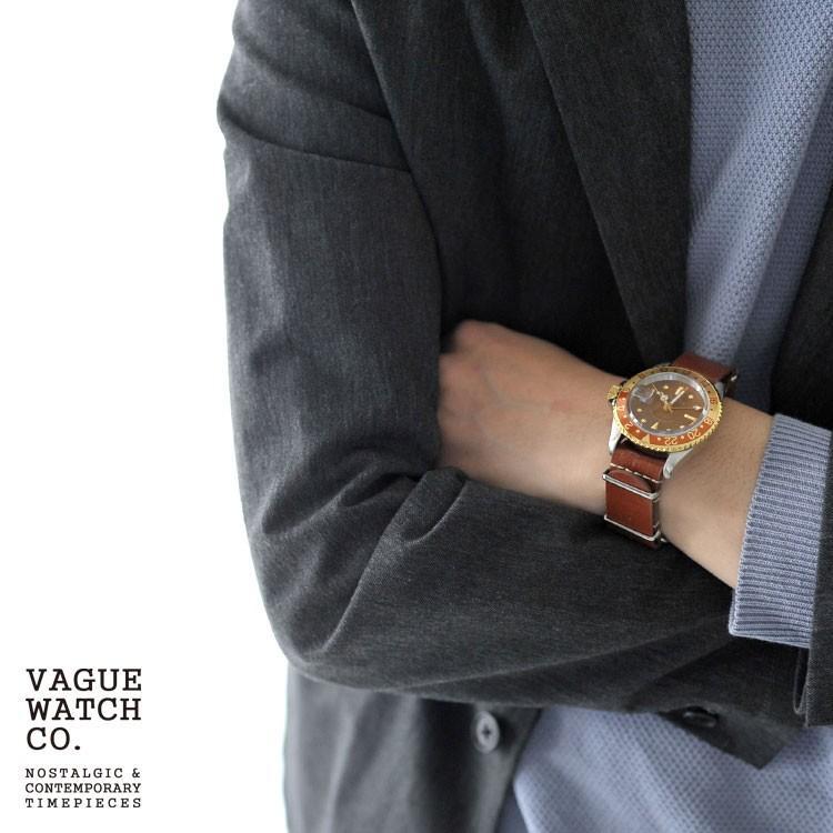 【絶品】 ヴァーグウォッチカンパニー VAGUE WATCH CO. ダイバーウォッチ リストウォッチ 腕時計 時計・bg-l-001, KIRARA by shin 0dcf7765