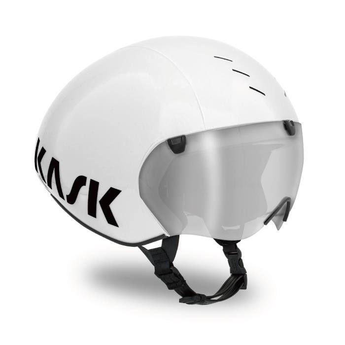 KASK(カスク)2019モデル BAMBINO PRO ホワイト サイズM ヘルメット