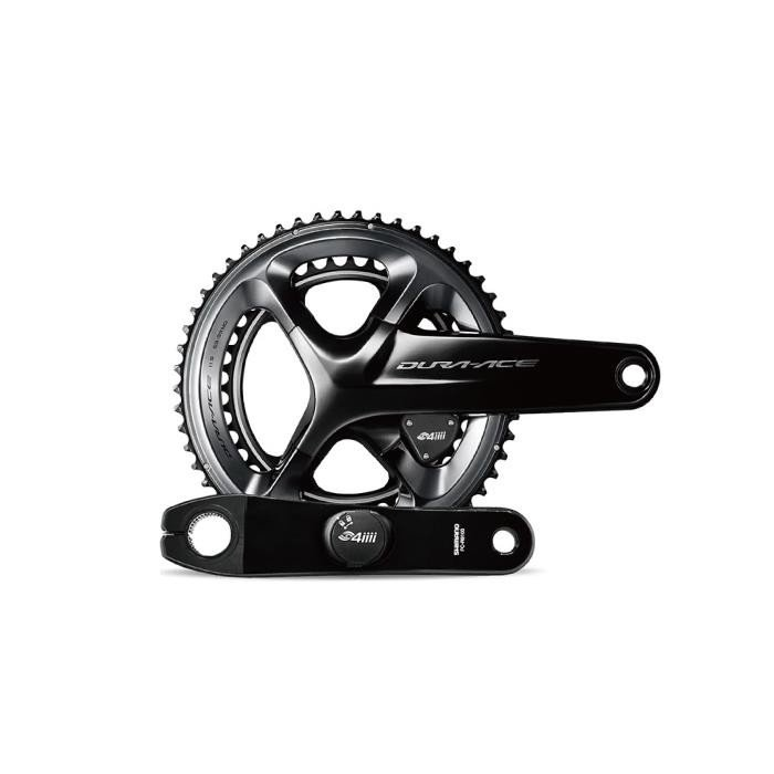 4iiii(フォーアイ) PRECISION PRO DURA-ACE R9100 172.5mm 52-36T パワーメーター付クランクセット