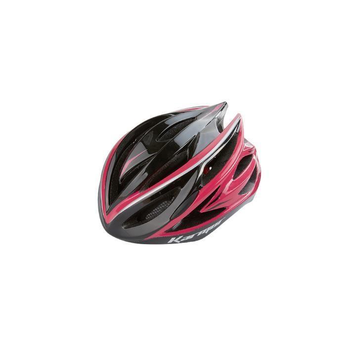 Karmor(カーマー) ASMA2 アスマ ブラック/ピンク サイズL(59-60cm) ヘルメット