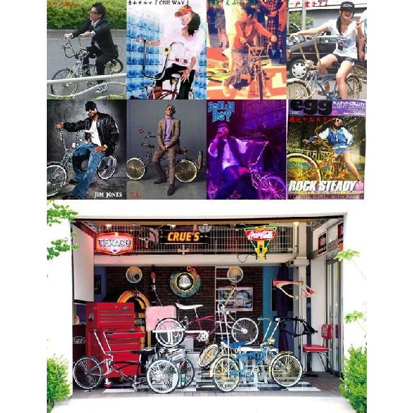 ワンピースクランク 3.5インチ クローム スプロケ コンポーネント 自転車部品 ローチャリ ローライダー ビーチクルーザー カスタム BMX MTB マウンテンバイク チ|crs|02
