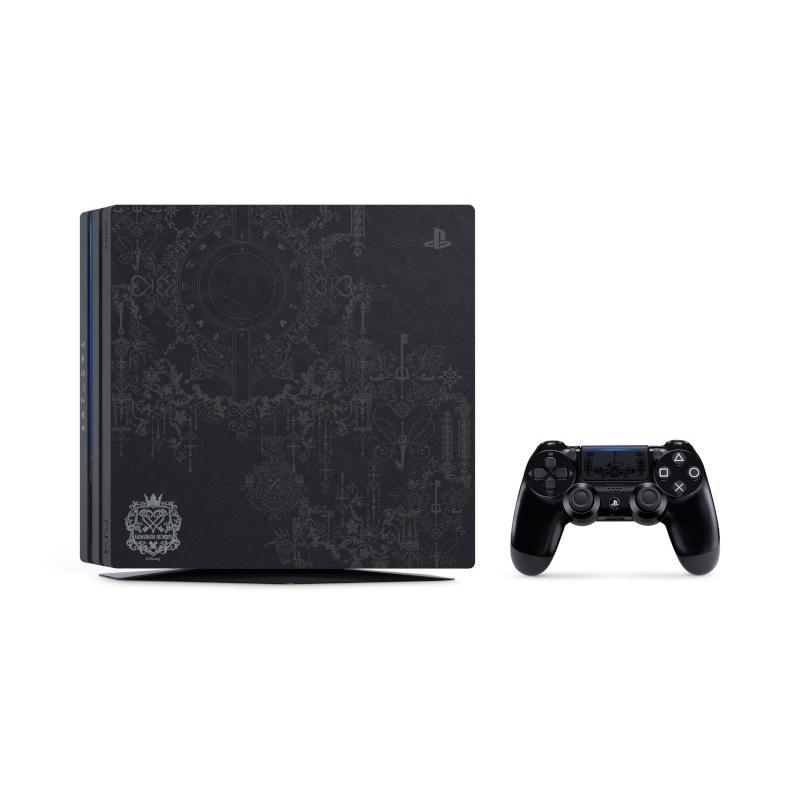 【即納・送料無料★新品】PS4 PlayStation4 Pro KINGDOM HEARTS III LIMITED EDITION【2019年01月25日発売】