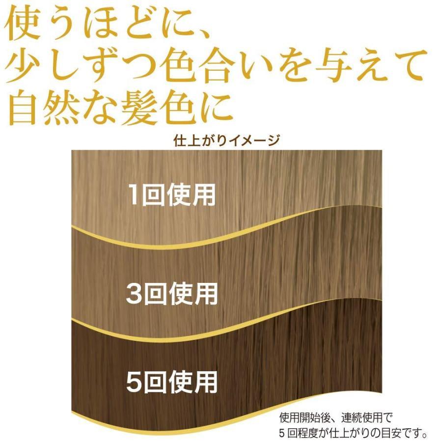 大島椿 ヘアカラートリートメント ダークブラウン 180g|csh|04