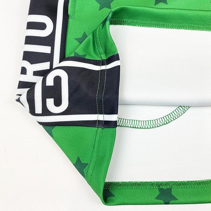 【LINE友だち500円クーポン発行中】 ゴルフ スカート 20SS クアルトユナイテッド 星 柄 サイド ロゴ cuartounited 14