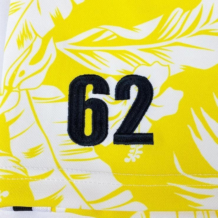 ゴルフ スカート 20SS クアルトユナイテッド アロハ 柄|cuartounited|13