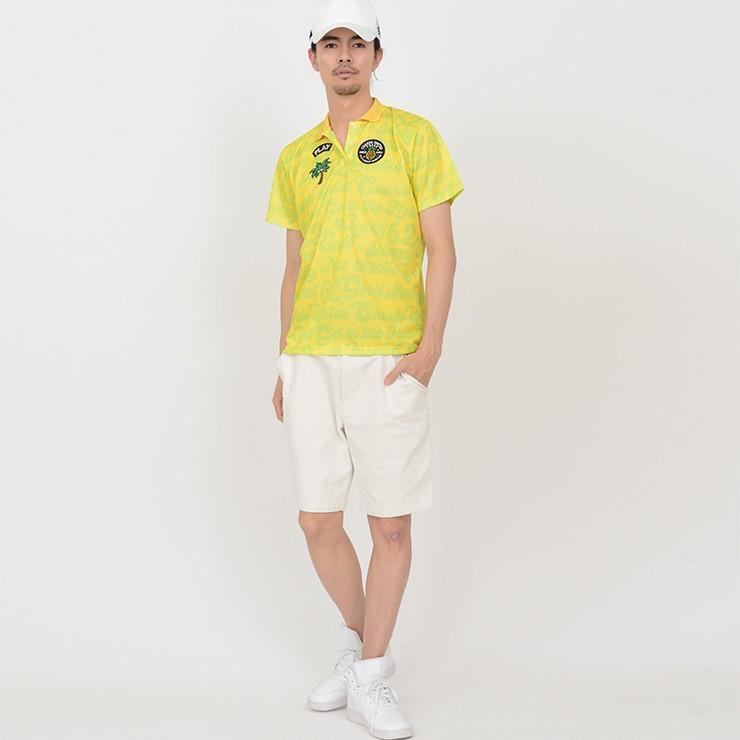 ゴルフ ポロシャツ 20SS クアルトユナイテッド サイケ ロゴ 総柄 メンズ|cuartounited|17