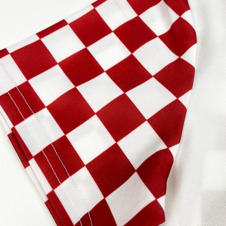 ゴルフ ポロシャツ 20SS クアルトユナイテッド チェッカー フラッグ|cuartounited|11