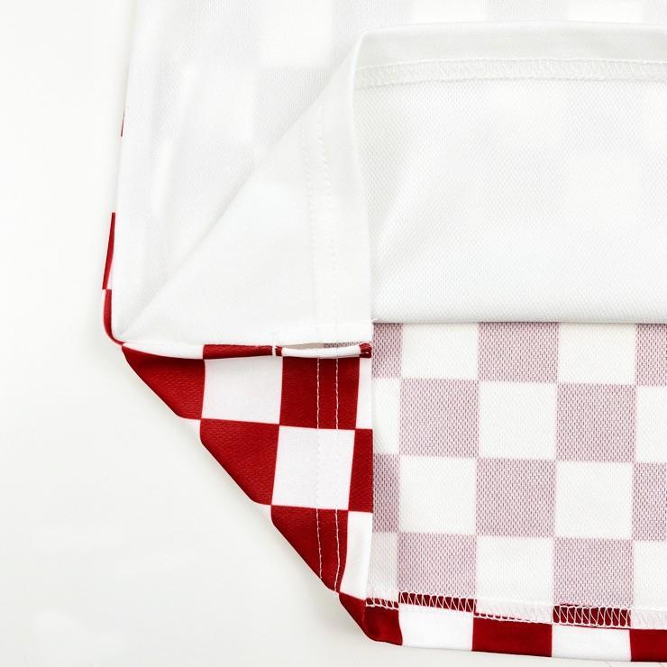 ゴルフ ポロシャツ 20SS クアルトユナイテッド チェッカー フラッグ|cuartounited|12