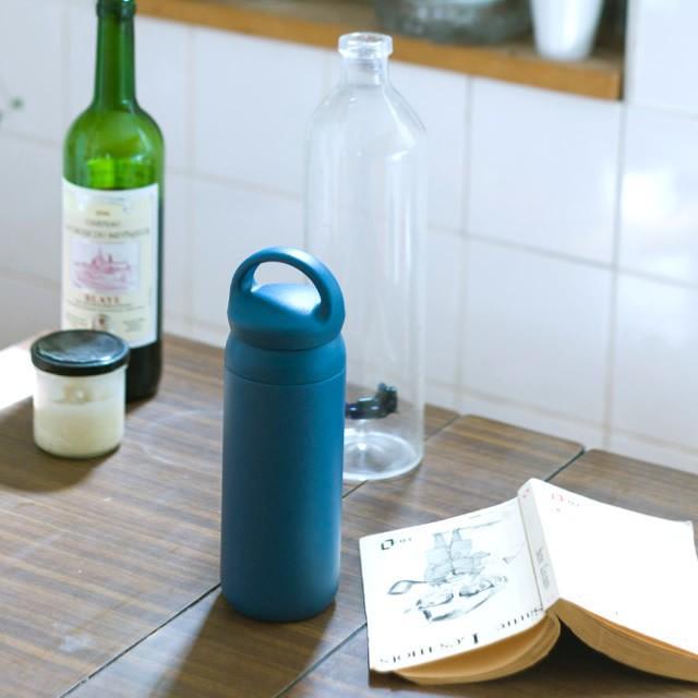 水筒 おしゃれ 500ml デイオフタンブラー 500ml KINTO キントー 保冷 マグボトル 直飲み ボトル ステンレスボトル 保温 洗いやすい クッチーナ|cucina-y|04
