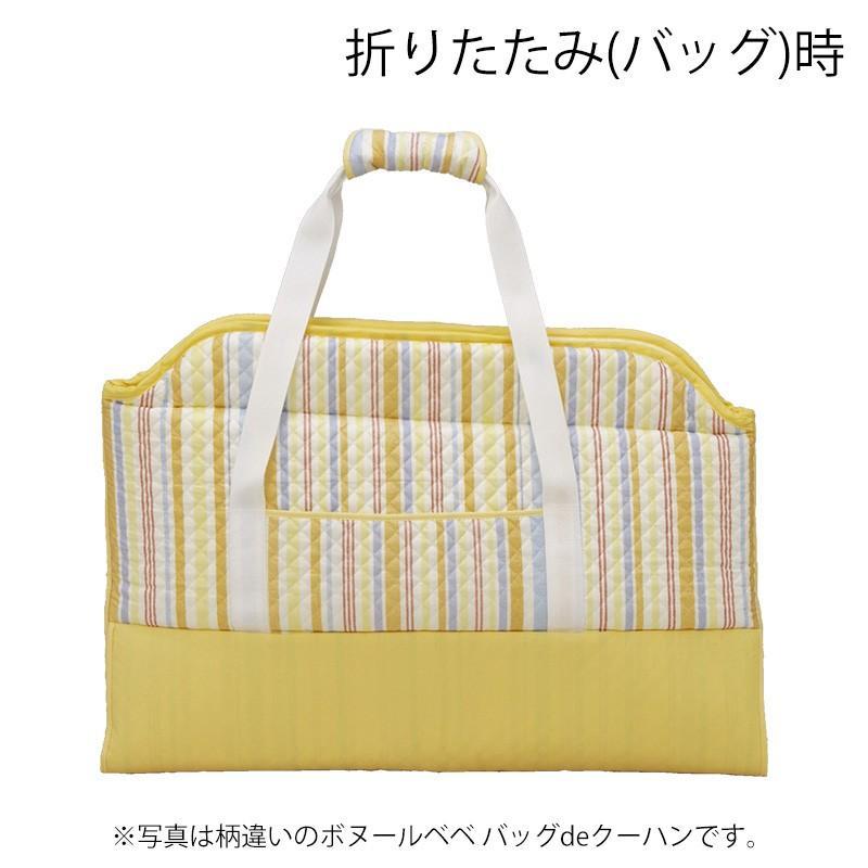 クーファン レンタル3ヶ月:バッグdeクーハン アドレーベベ 赤ちゃん かご 持ち運び|cunabebe|02