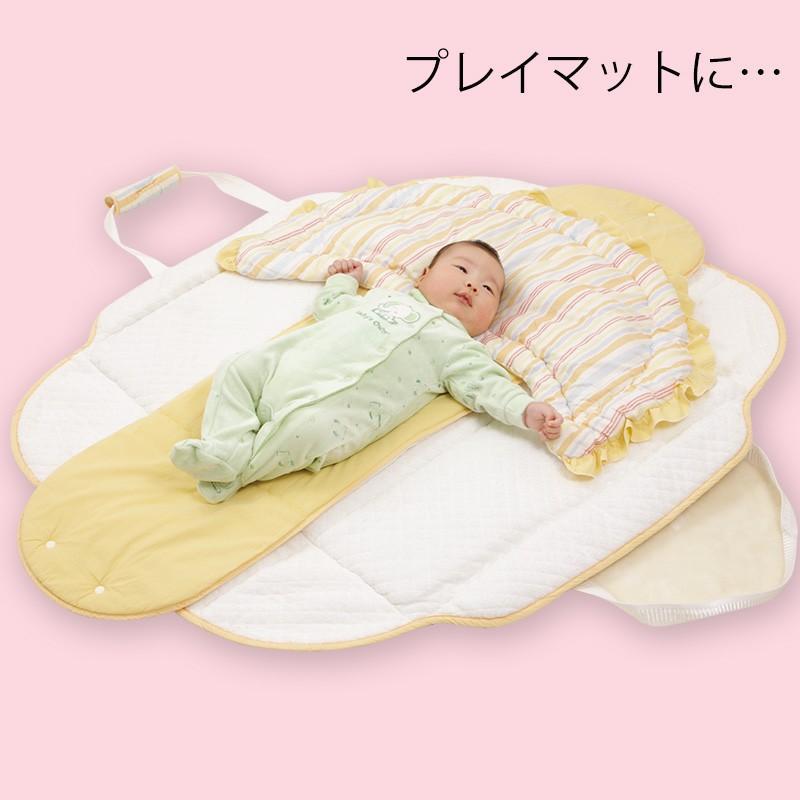 クーファン レンタル3ヶ月:バッグdeクーハン アドレーベベ 赤ちゃん かご 持ち運び|cunabebe|03