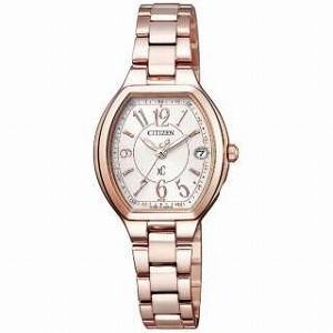 買得 CITIZEN シチズン XC クロスシー エコドライブ 電波時計 ES9362-52W レディース腕時計, 国見町 12fff529