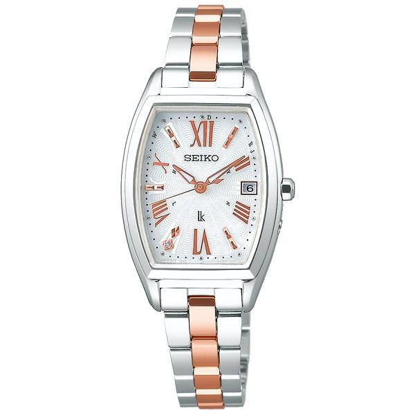 新品即決 SEIKO セイコー LUKIA ルキア レディダイヤ ソーラー電波時計 SSVW117 レディース腕時計, koba garden.shop f8332391