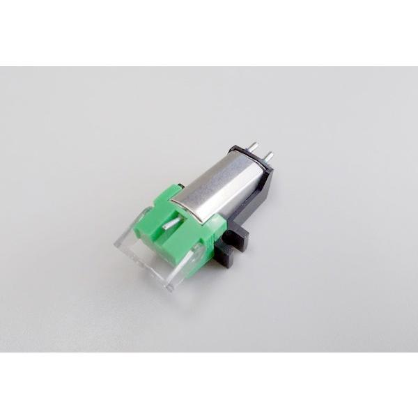 CCEグリーン MMカートリッジ デッドストック 希少品 レコードカートリッジ 国産 日本製 レコード針|customfan|02