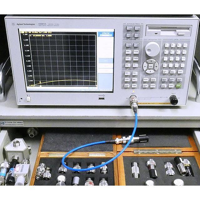 50ΩBNC セミリジッドケーブル2  1.0m cybershaft 02
