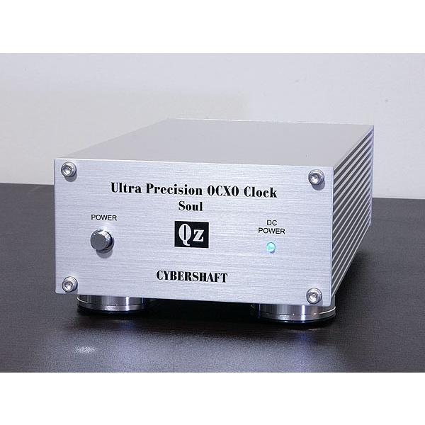超高精度OCXO10MHzクロック−SOUL−【販売完了製品 評価参照用】 cybershaft