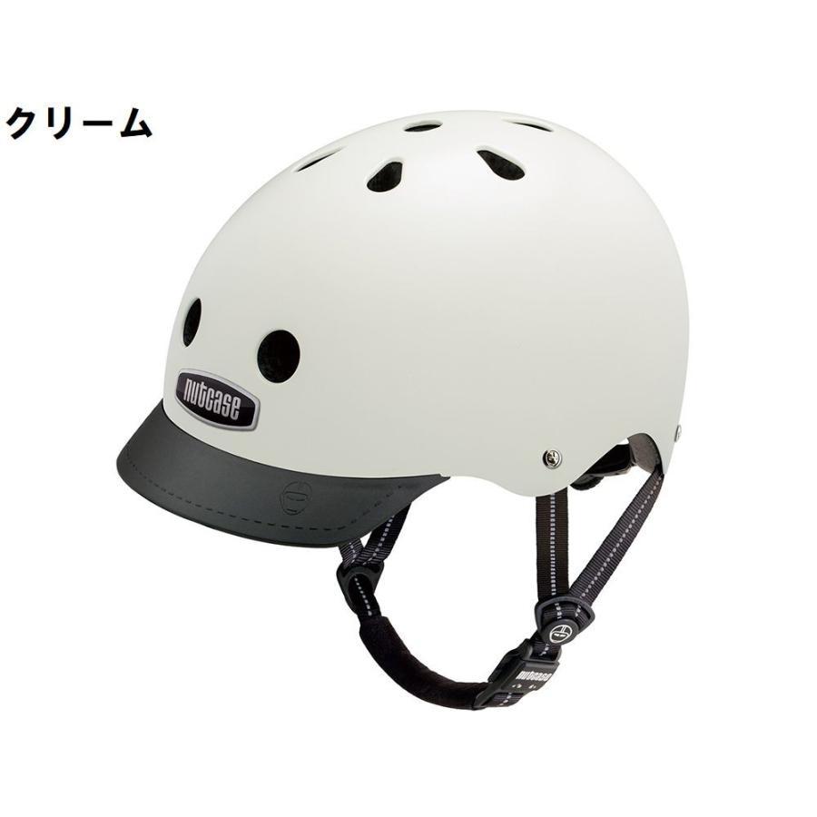(22日までポイント最大20倍)ナットケース ストリート ソリッドヘルメット バイザー付(GEN3)
