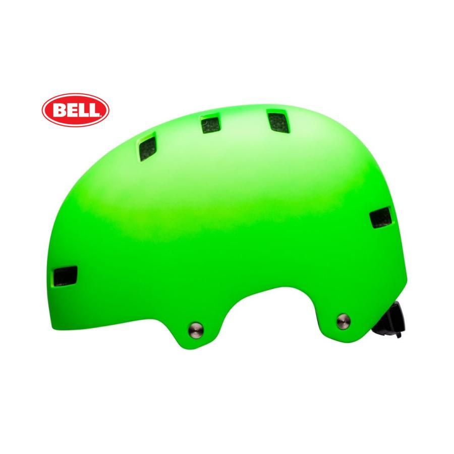 (22日までポイント最大20倍)ベル(BELL) LOCAL(ローカル) <マットクリプトナイト> BMXヘルメット