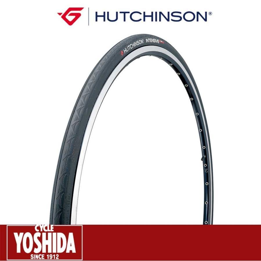 (春の応援セール)HUTCHINSON(ハッチンソン/ユッチンソン) インテンシブ2 チューブレス ロードタイヤ700x25C