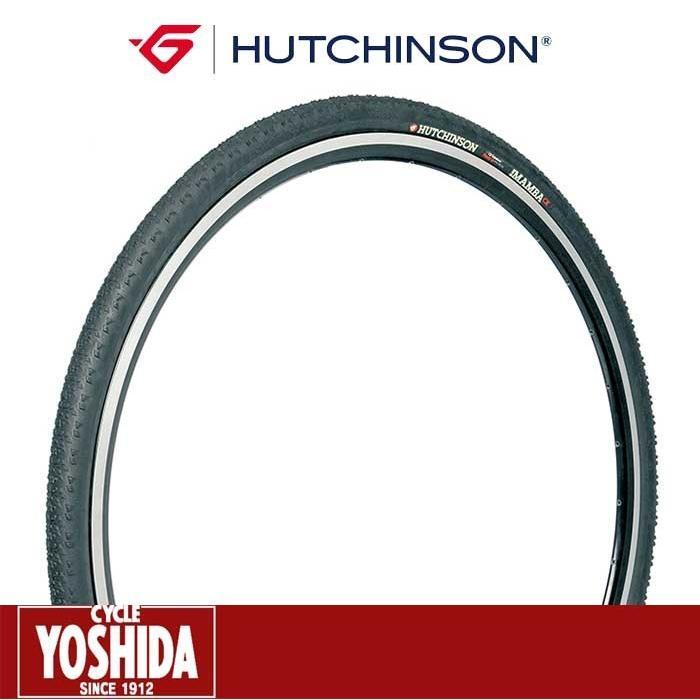 (春の応援セール)HUTCHINSON(ハッチンソン/ユッチンソン) ブラックマンバCX シクロクロスチューブラータイヤ