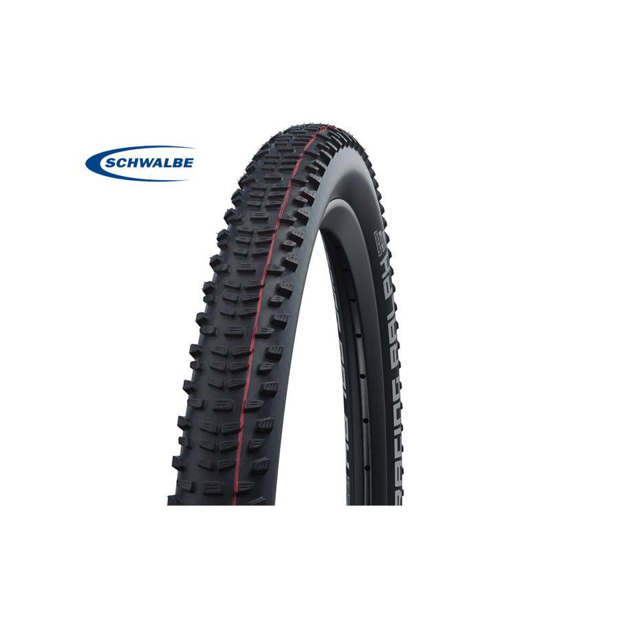 (春の応援セール)シュワルベ(SCHWALBE) レーシングラルフ SUPER GROUND(ADDIXスピード)TL-EASY MTBタイヤ 27.5x2.25