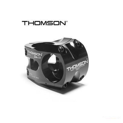"""(春の応援セール)トムソン(THOMSON) ELITE 35MM X4 ステム(1-1/8""""·クランプ径35.0)"""