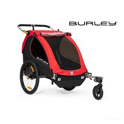 (店舗受取送料無料)バーレー(BURLEY) HONEY BEE(ハニービー)自転車用ベビーカー