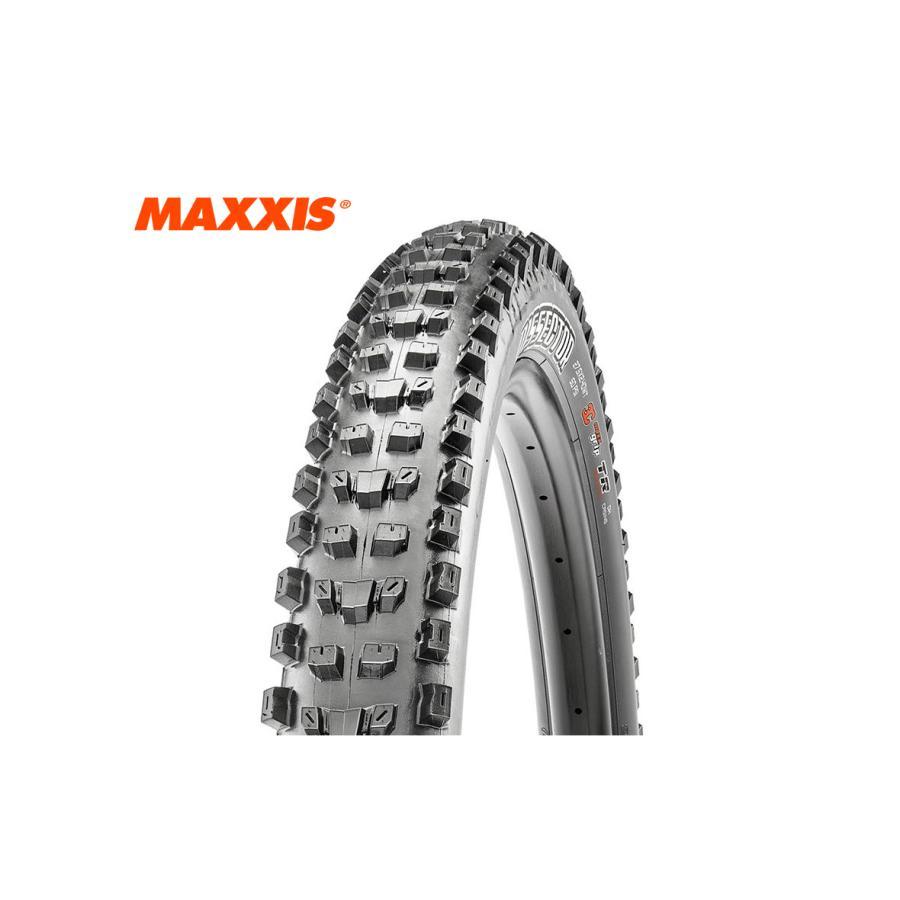 (春の応援セール)MAXXIS(マキシス) DISSECTOR(ディセクター)WT/3C/EXO/TR チューブレスレディMTBタイヤ 29x2.4