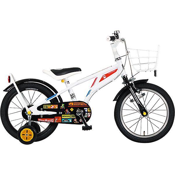 「あさひ」マリオカート-H 18インチ 子供用 あさひコラボレーションモデル
