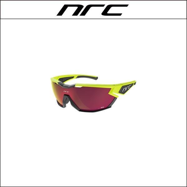 NRC サングラス X2アングリル 赤2