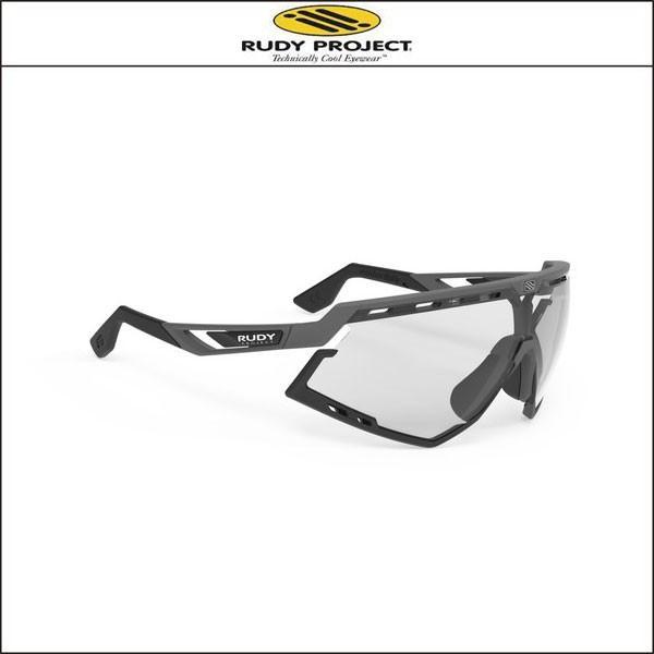 RUDY PROJECT/ルディプロジェクト DEFENDER ディフェンダー ピヨンボマットフレーム / バンパーブラック インパクトX2 調光ブラックレンズ