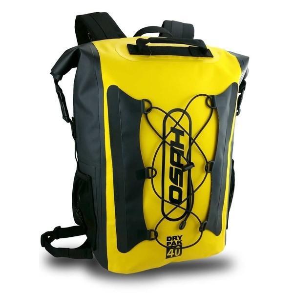 防水(IPX6)パック DRY PAK バックパック 40L 3カラー ドライバッグ 送料無料 OSAH/OS-B14406-40 cyclingnet