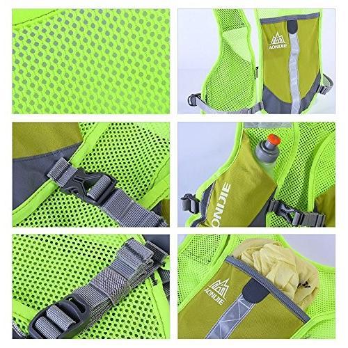 本格ハイドレーションバッグ ベスト 超軽量・コンパクト トレイルランニング トレラン ランニングバッグ 送料無料 AONIJIE/ANJ-E884|cyclingnet|05