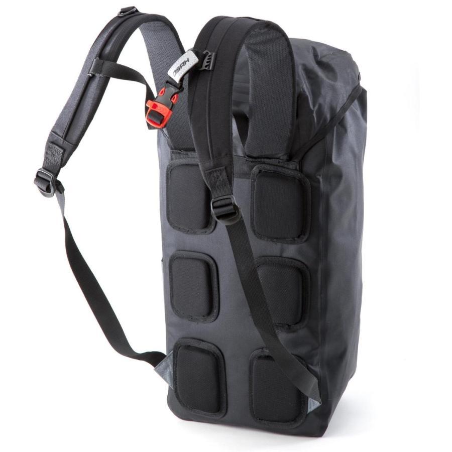 防水(IPX6)パック DRY PAK バックパック 22L 4カラー 送料無料 ドライバッグ OSAH/OS-B14605|cyclingnet|02