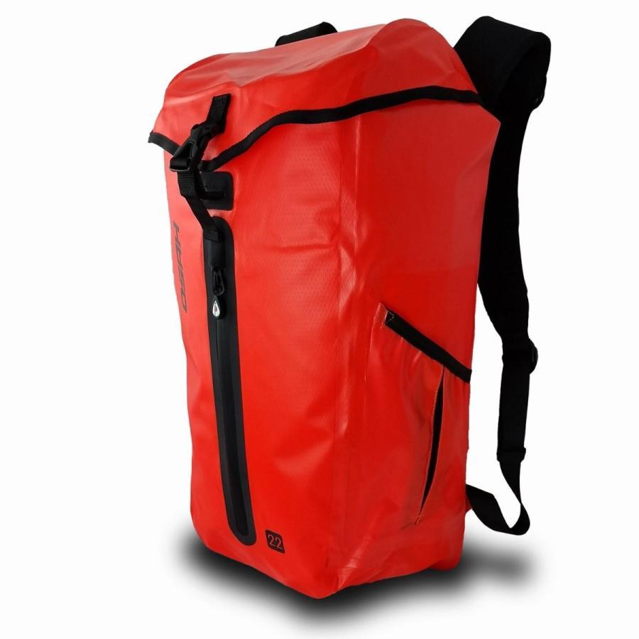 防水(IPX6)パック DRY PAK バックパック 22L 4カラー 送料無料 ドライバッグ OSAH/OS-B14605|cyclingnet|04