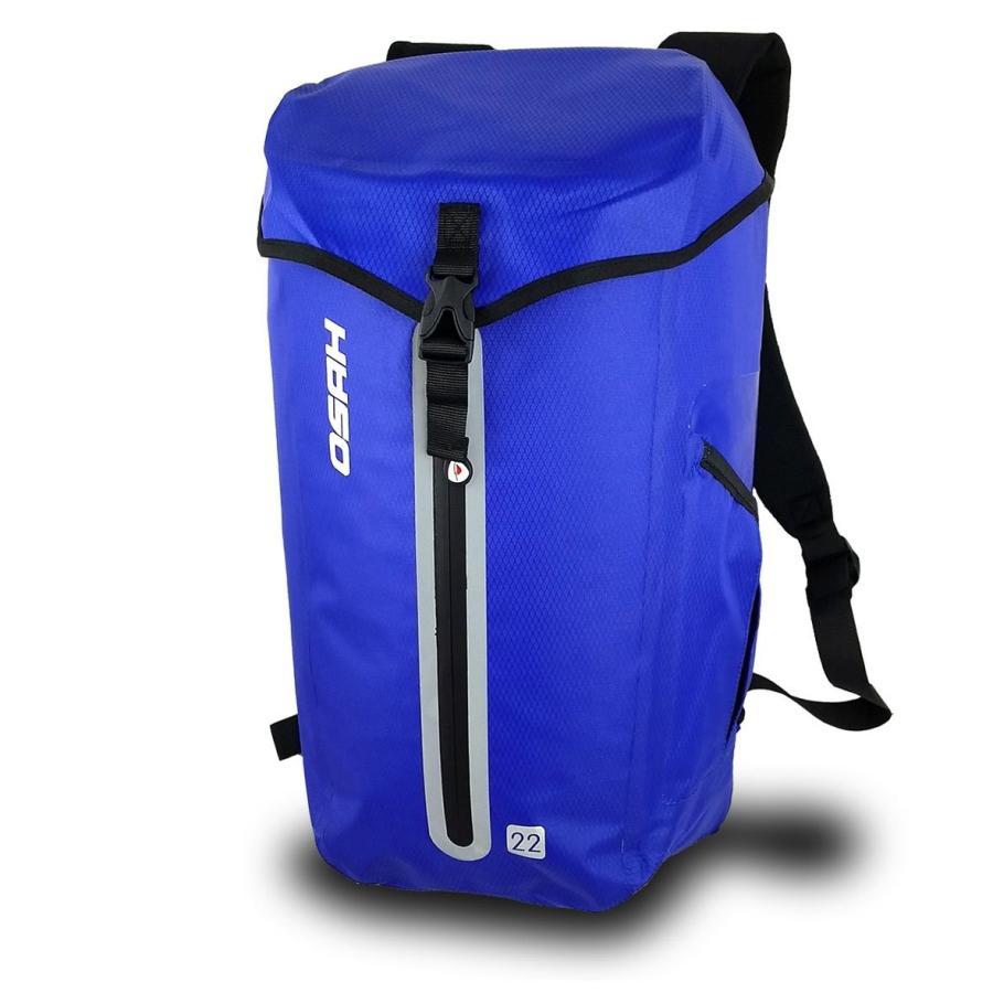 防水(IPX6)パック DRY PAK バックパック 22L 4カラー 送料無料 ドライバッグ OSAH/OS-B14605|cyclingnet|05