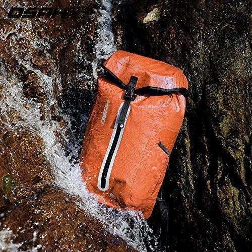防水(IPX6)パック DRY PAK バックパック 22L 4カラー 送料無料 ドライバッグ OSAH/OS-B14605|cyclingnet|06