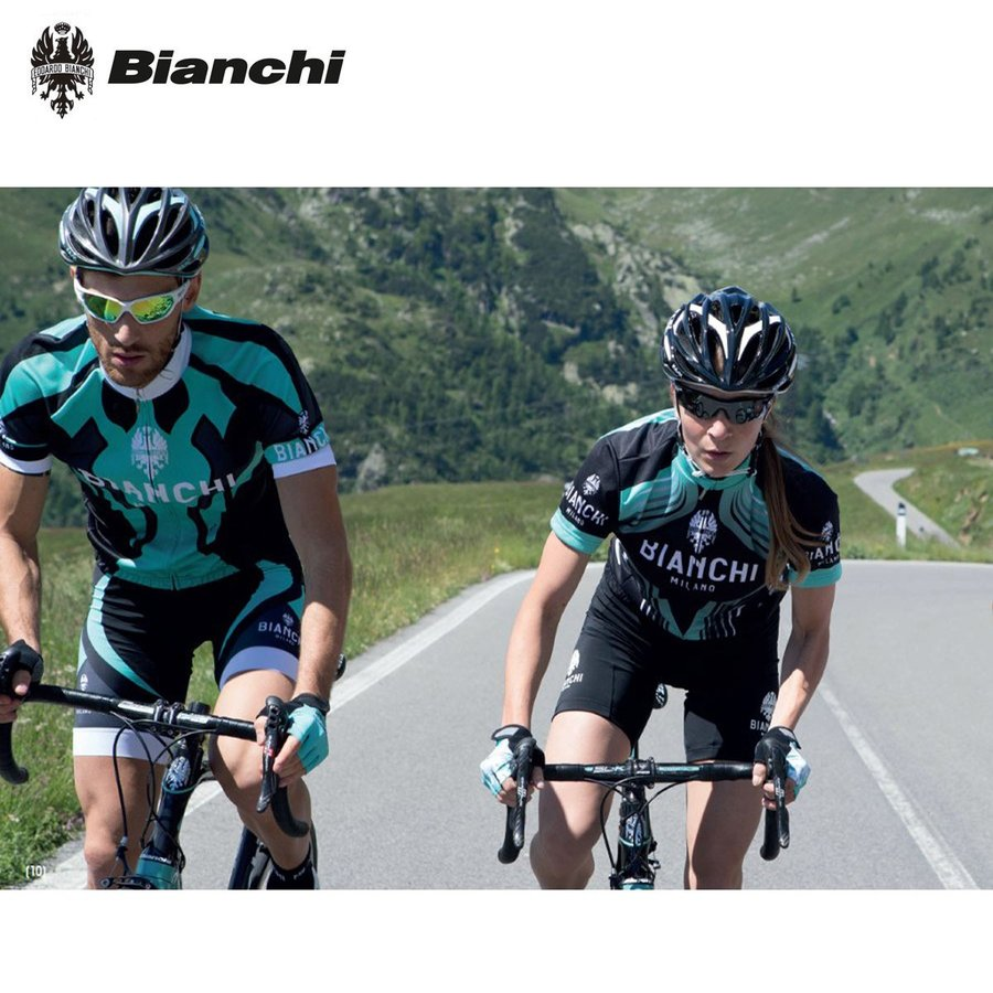 Bianchi Milano Ocreza Jersey