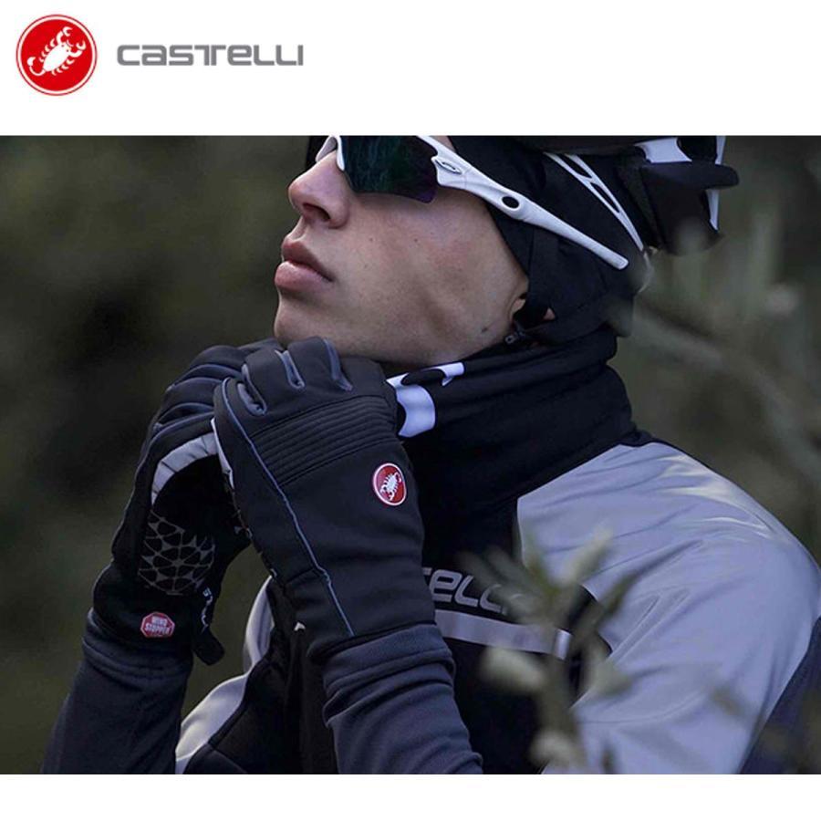 【即納】[20%OFF]CASTELLI 14533 CHIRO 3 GLOVE カステリ キロ 長指グローブ/サイクル 自転車 cyclistanet 03