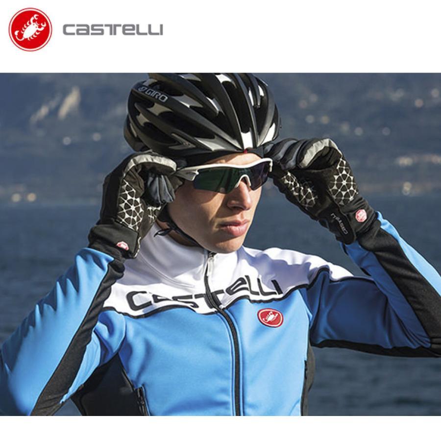 【即納】[20%OFF]CASTELLI 14533 CHIRO 3 GLOVE カステリ キロ 長指グローブ/サイクル 自転車 cyclistanet 04