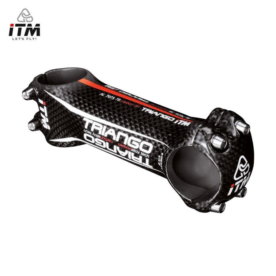 ITM R TRIANGO Carbon Wrap Stem 31.8 x 90mm