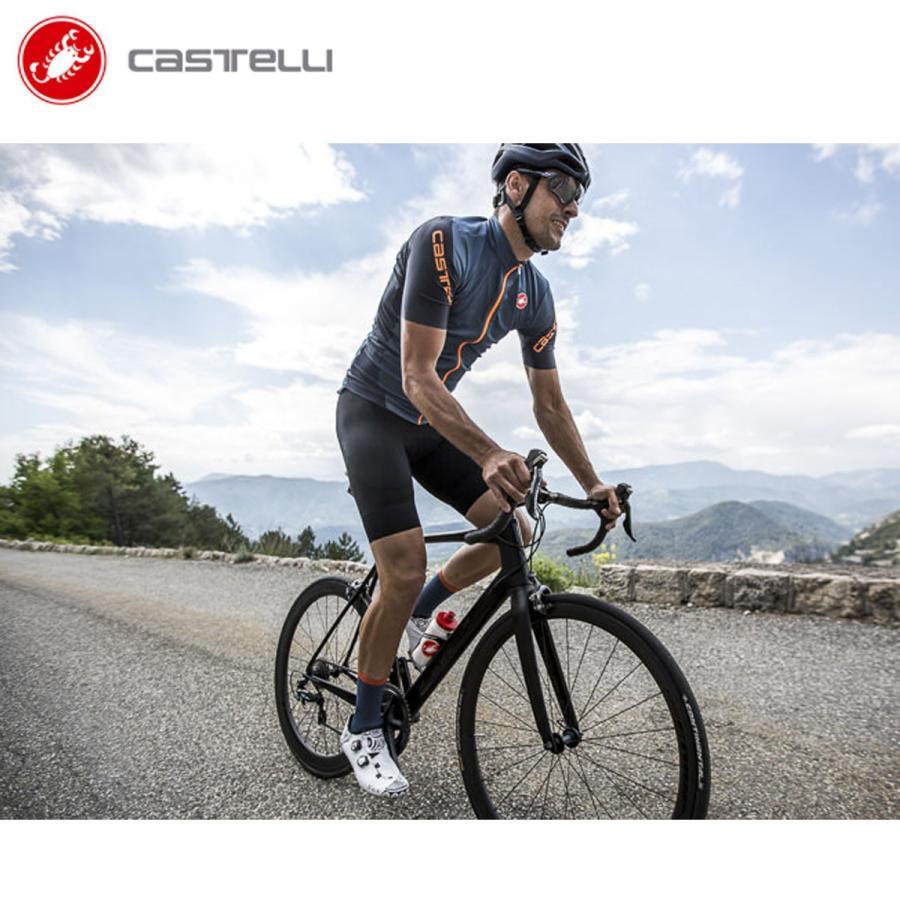 【即納】[8%OFF]CASTELLI カステリ 18010 エントラータ 3 半袖ジャージ/サイクル 自転車|cyclistanet|02