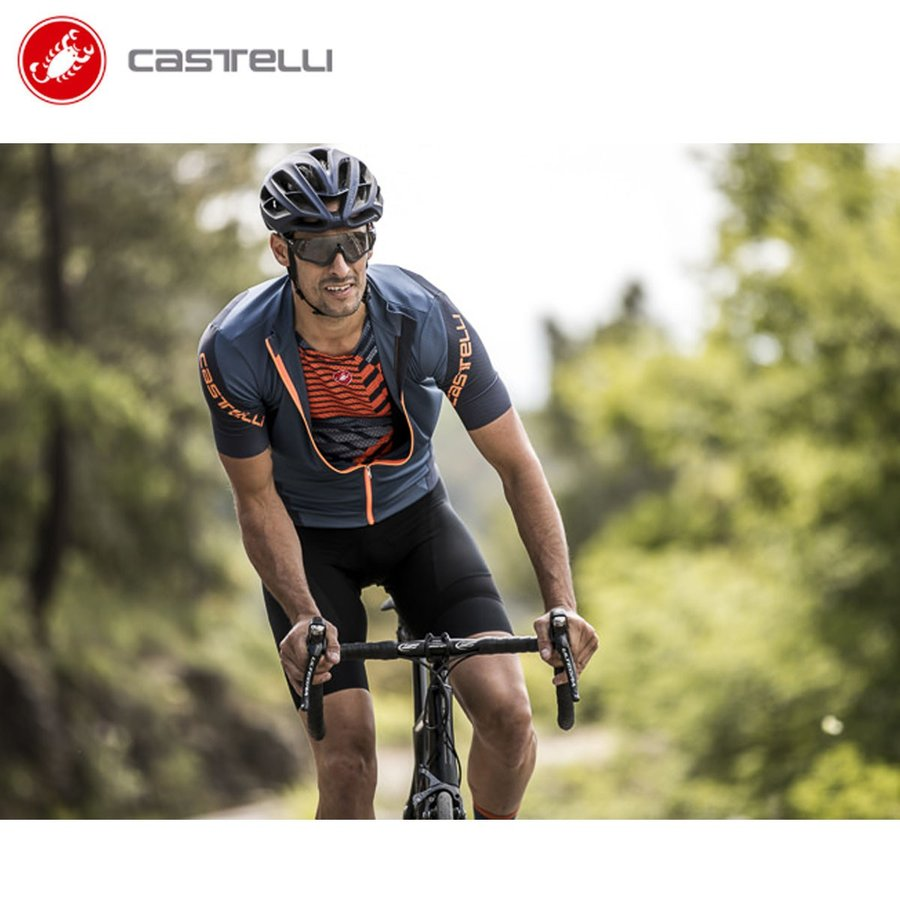 【即納】[8%OFF]CASTELLI カステリ 18010 エントラータ 3 半袖ジャージ/サイクル 自転車|cyclistanet|03