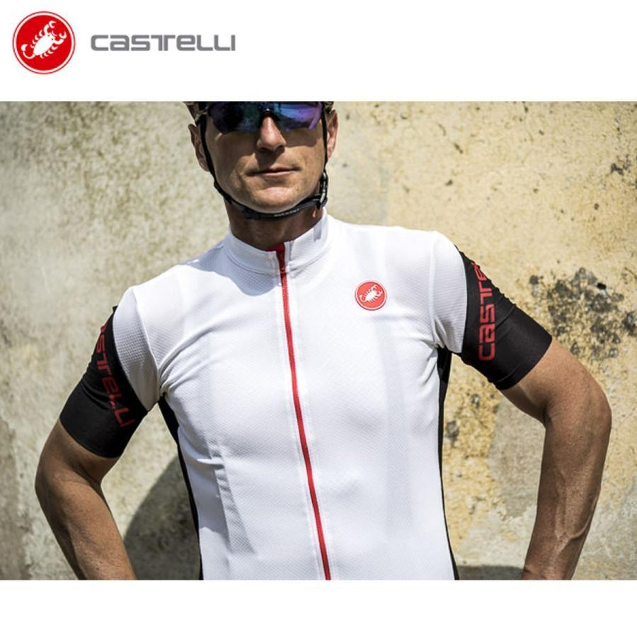 【即納】[8%OFF]CASTELLI カステリ 18010 エントラータ 3 半袖ジャージ/サイクル 自転車|cyclistanet|04
